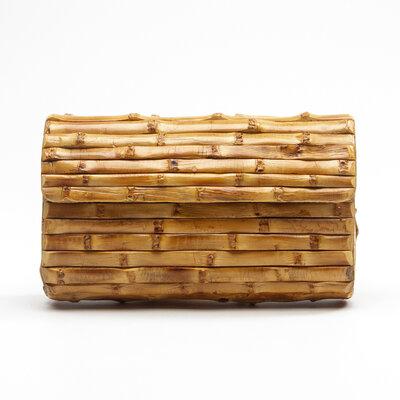 Clutch Glorinha Paranaguá em Bamboo Natural