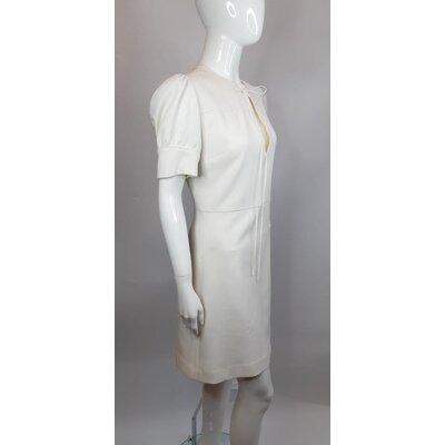 Vestido Nk Viscose Branco