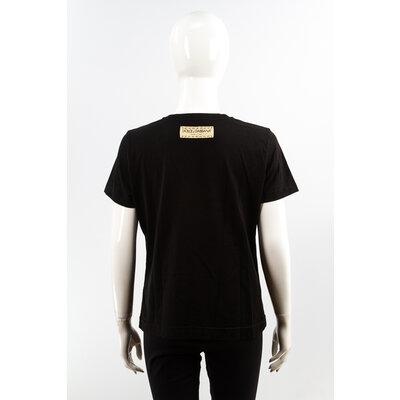 T-Shirt Dolce & Gabbana Tecido Preta