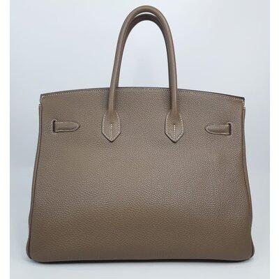 Bolsa Hermès Birkin 35 Togo Etoupe