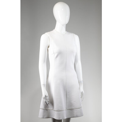 Vestido Victoria Beckham Strech Branco
