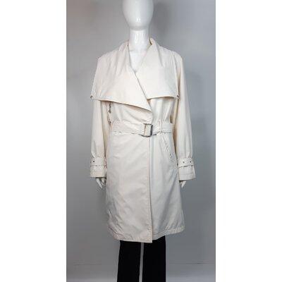 Casaco Chanel Nylon Off White