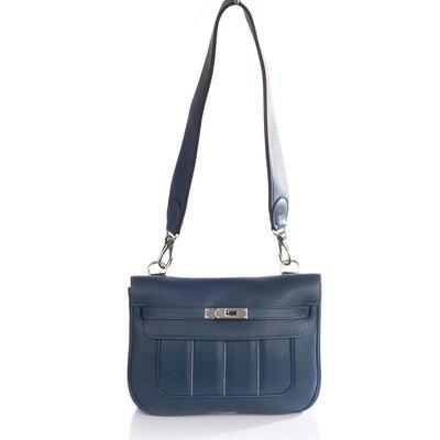 Bolsa Hermès Berline 28 Azul