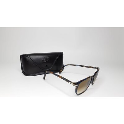 Óculos Persol Acetato Marrom, Cinza