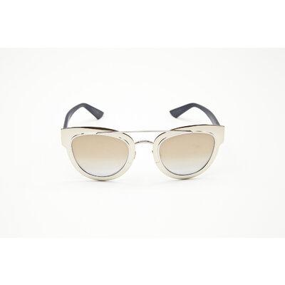 Óculos Dior em dourado
