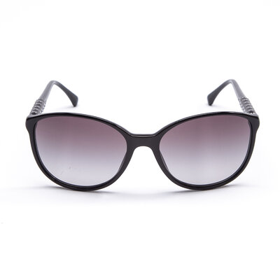 Óculos Chanel Acetato Preto