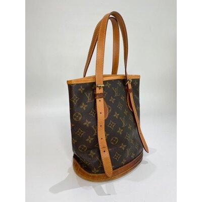 Bolsa Louis Vuitton Bucket Bag Petite Monograma