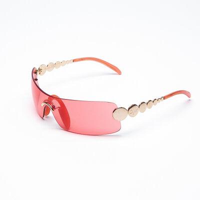 Óculos Christian Dior Lentes Laranja