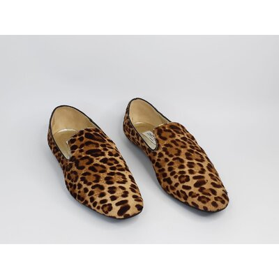 Loafers Jimmy Choo Pony Hair Natural