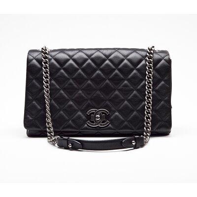Bolsa Chanel Paris Salzburg preta
