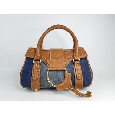 Bolsa Dolce & Gabbana Denim Couro