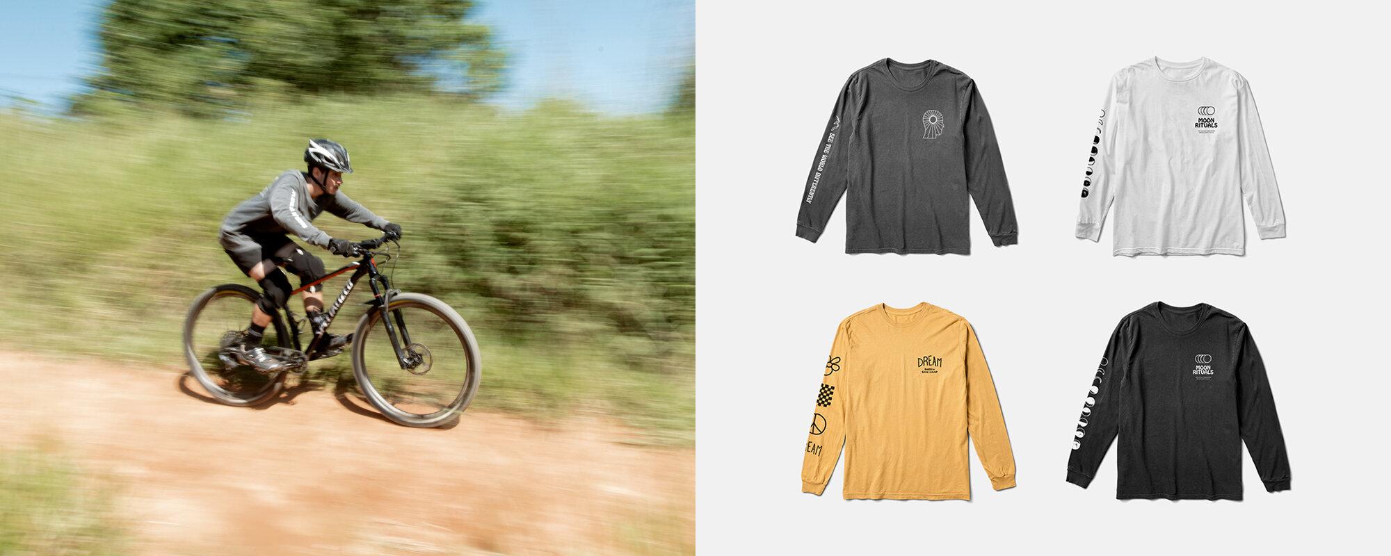BIRDEN TEES - T-shirts e mangas longas 100% algodão