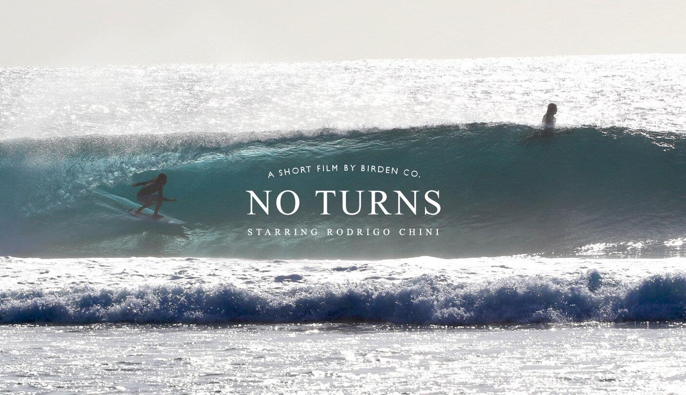 NO TURNS - RODRIGO CHINI