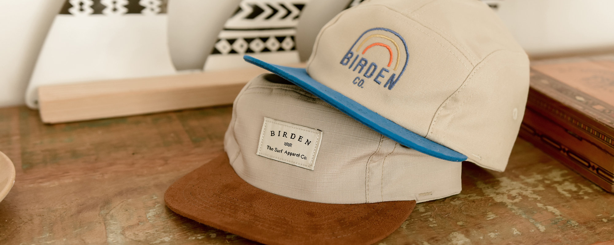 NEW ARRIVALS - Confira o novo Drop de bonés e buckets.