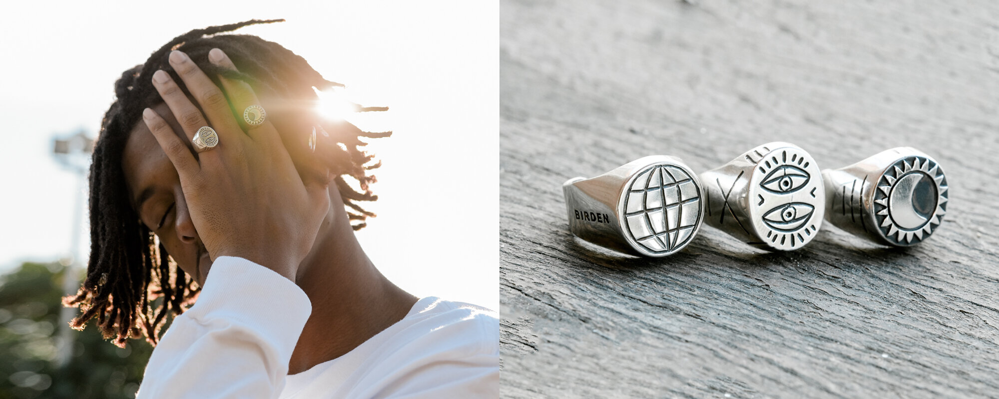 HANDMADE JEWELRY - Edição limitada de jóias em Prata