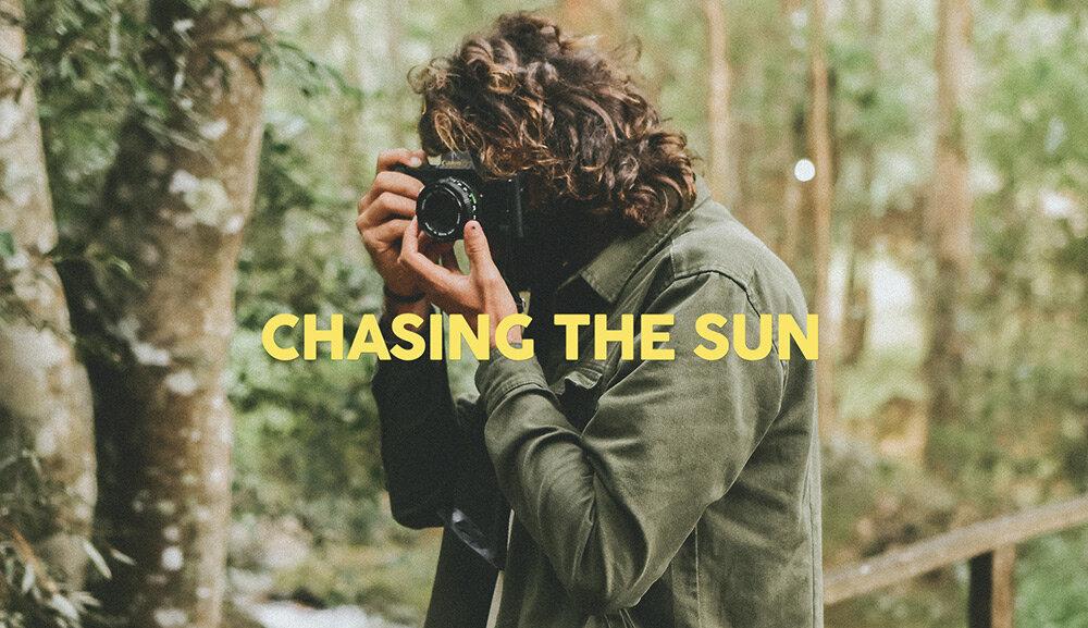 CHASING THE SUN 19