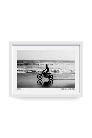 QUADRO BIRDEN MOTORCYCLE