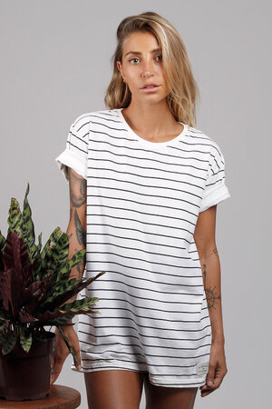 CAMISETÃO SAILOR STRIPES
