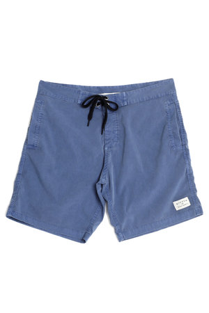 WALKSHORT SLIM WASHED BLUE