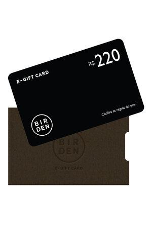 BIRDEN E-GIFT CARD