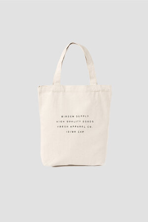 TOTE BAG BIRDEN SUPPLY