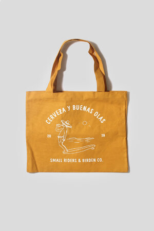 TOTE BAG SMALL RIDERS LA MAÑANA