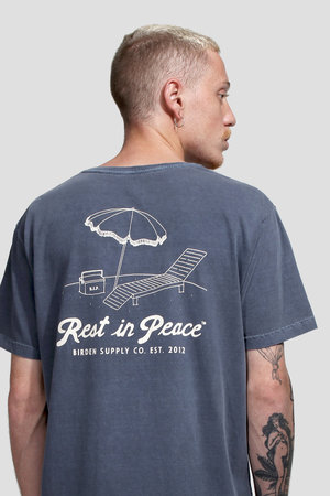 CAMISETA REST IN PEACE