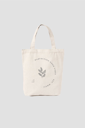 TOTE BAG BIRDEN HARVESTING