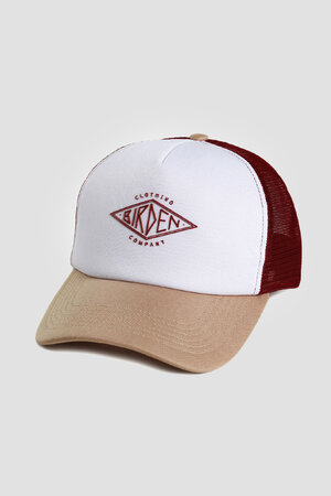 BONÉ PEAK TRUCKER
