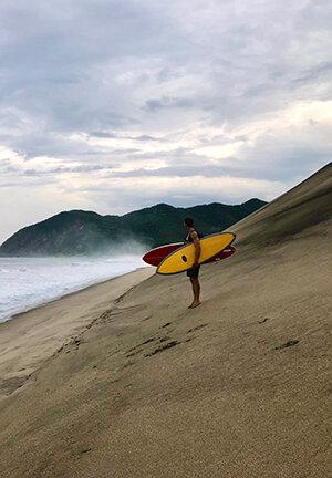 MEX Surf Trip