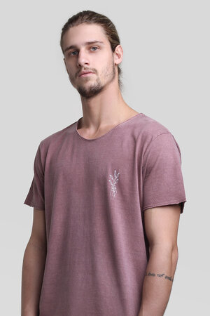 CAMISETA MYSTIC TRIPPING GRAPE
