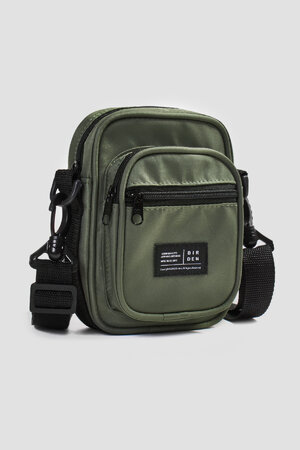SHOULDER BAG COMPACT OLIVE
