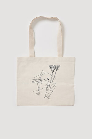 TOTE BAG THIS IS LIVING