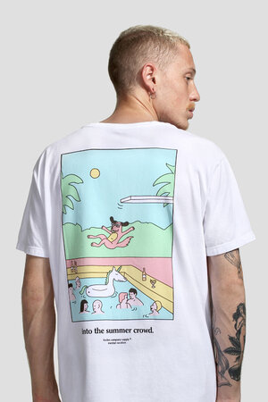 CAMISETA SUMMER CROWD