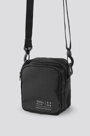 SHOULDER BAG BIRDEN BLACK