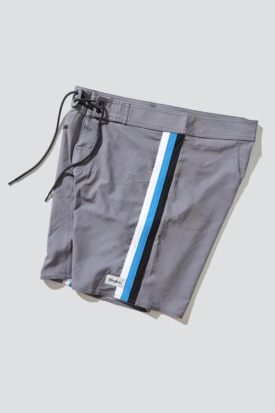 Boardshort Academic Grey