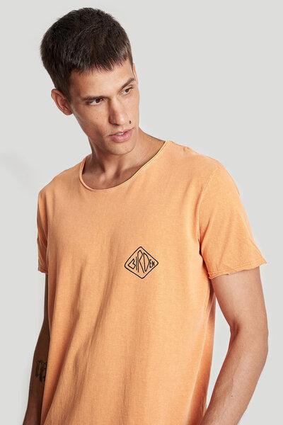 Camiseta Priority Orange