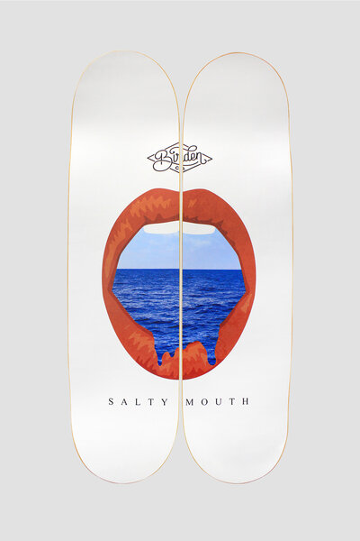 QUADRO ONBOARD SALTY MOUTH