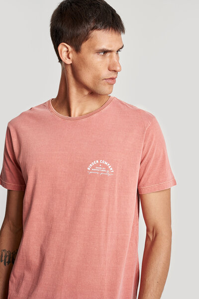 Camiseta Zip Code Red