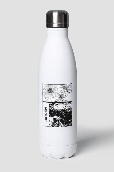 GARRAFA INOX STAY CONNECTED WHITE