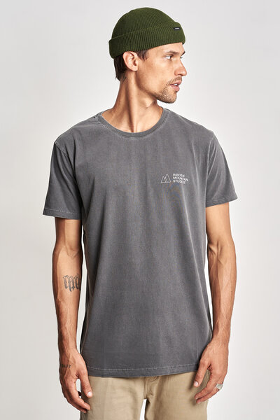 CAMISETA MOUNTAIN STUDIOS GREY
