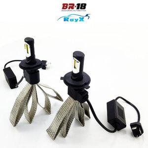 Super LED Flex com Cambus H1 H3 H4 H7 H8 H9 H11 H13 H15 H16 H27 HB3 HB4 6000K