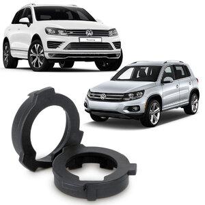 Adaptador Super Led ou Xenon H7 Volkswagen Tiguan / Touareg