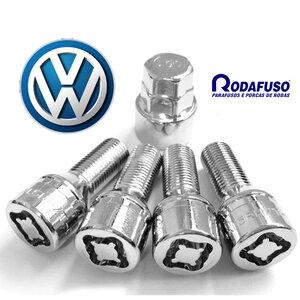 Parafuso Antifurto Roda Volkswagen 14x1,5