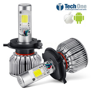 Super LED RGB 16000 Cores 7400 Lumens