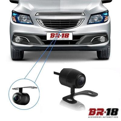 Câmera de Estacionamento Dianteira / Frontal Borboleta ou Ré