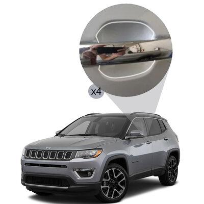 Película Anti Risco Para Maçaneta Jeep Compass