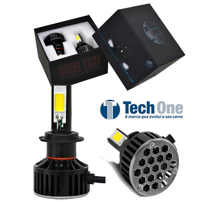 Ultra Super LED Tech One 7400 lumens 6000k