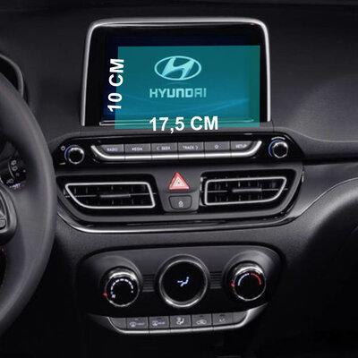 Película Anti Risco Para Multimídia Hyundai HB20 2020 2021