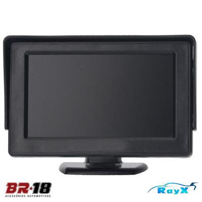 Monitor Interno com Tela LCD 4,3